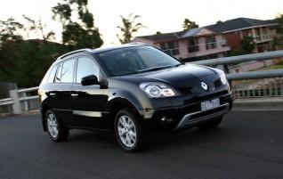 La Renault Koleos : Un 4×4 de premier plan
