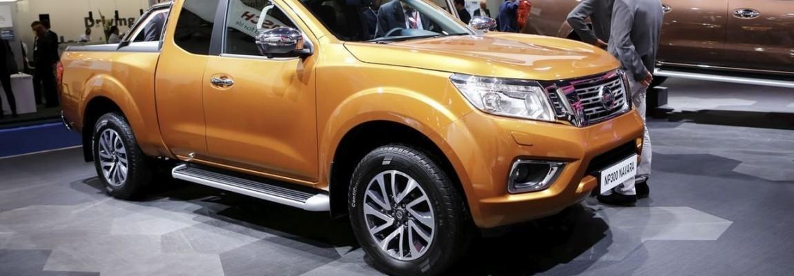 Nissan dévoile son nouveau pick up, le Nissan Navara NP300