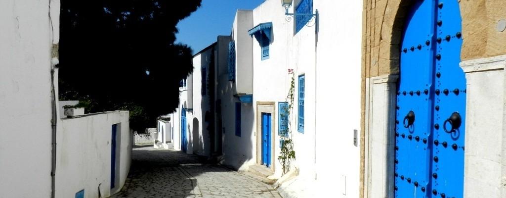Tunisie : Bientôt, plus aucune voiture à la circulation… Le village de Sidi Bou Saïd devient écologique !