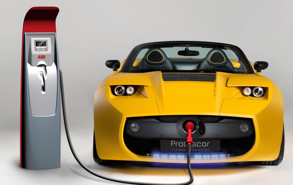 chargement véhicule électrique