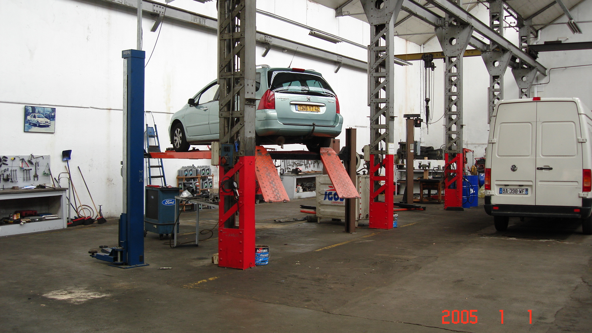 Comment trouver un bon garage pr s de chez soi voiture for Garage auto saint nazaire