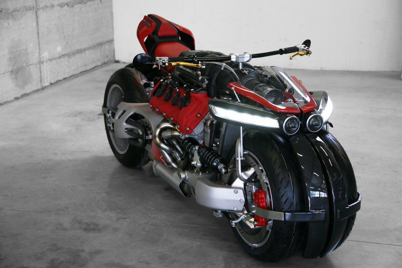 Customiser sa moto en ligne