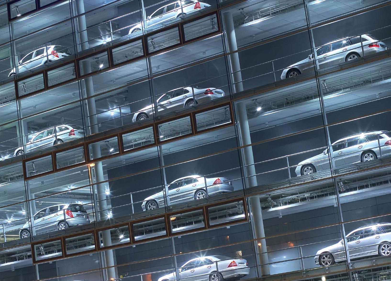 Entreprise d'exportation de voiture