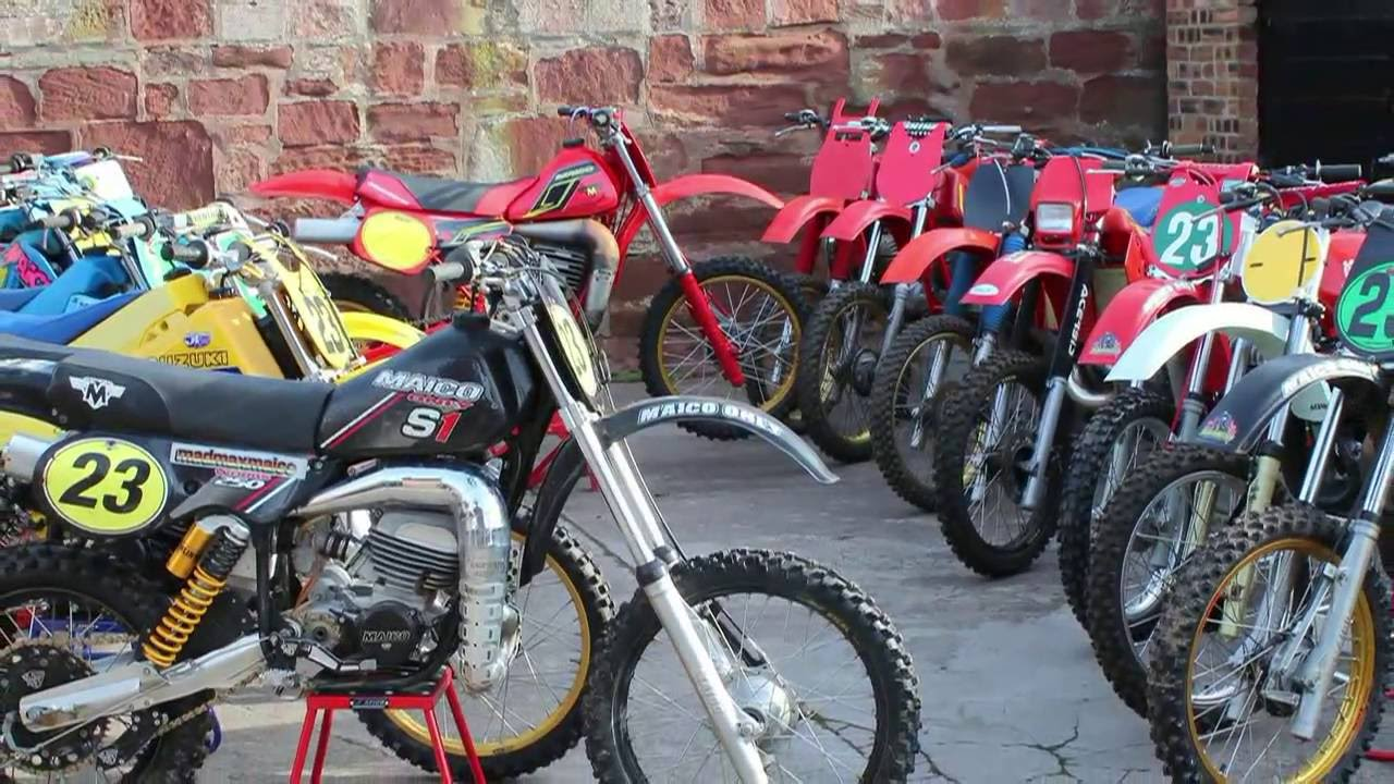 Une collection de Dirt Bike