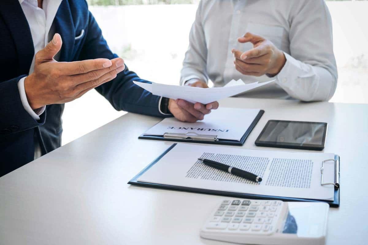 Séance d'information de rupture de contrat d'assurance