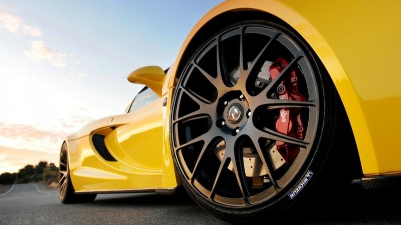 beaux pneus