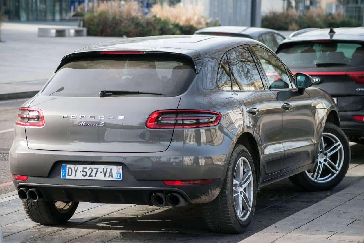 Porsche Macan actualité auto