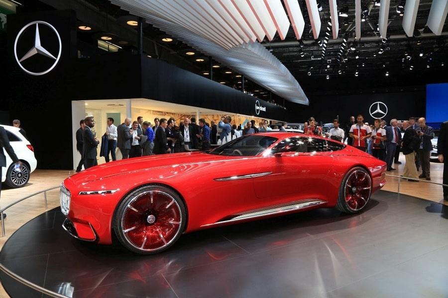 Marseille fait son mondial de l automobile for Salon auto marseille
