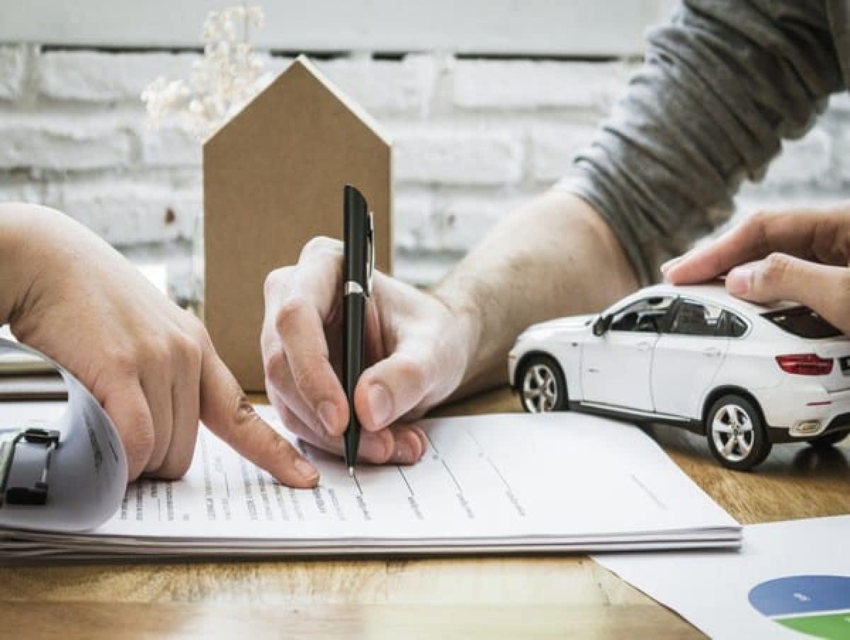 contrat d'assurance résilié