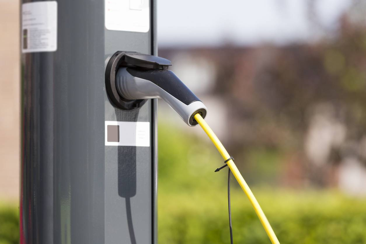 borne particulier recharge voiture électrique