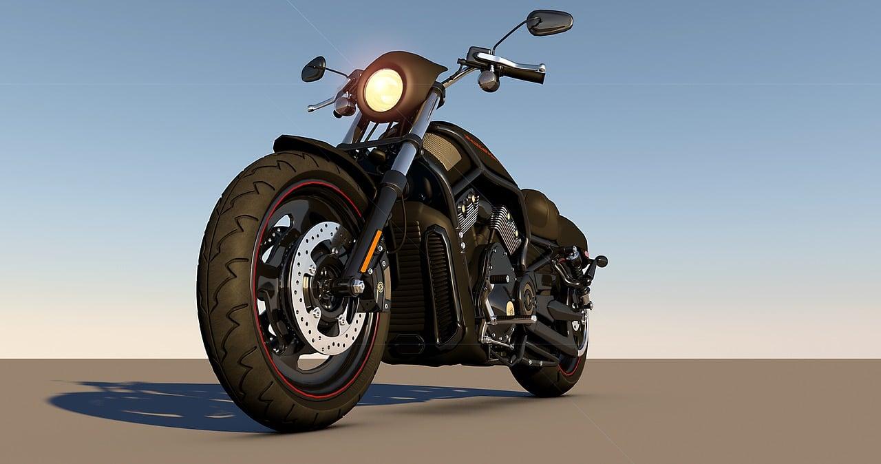 Une Harley