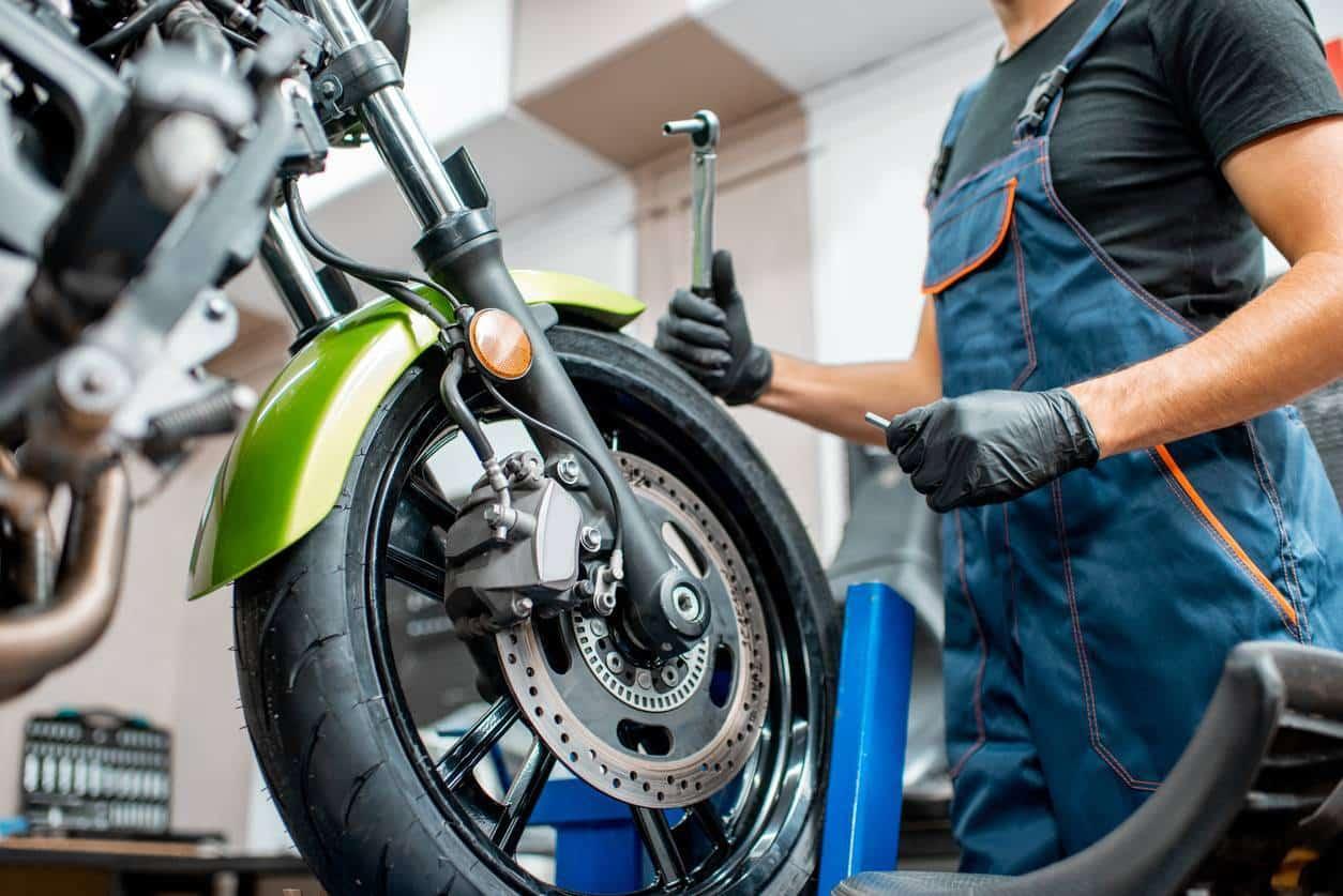 réparer soi-même sa moto